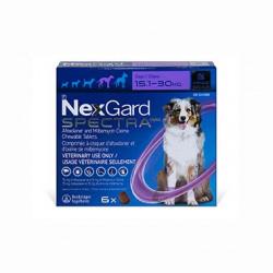 Nexgard Spectra Large (purple)