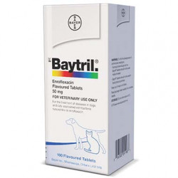 Baytril 50mg