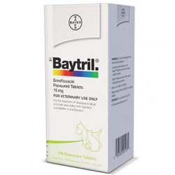 Baytril 15mg
