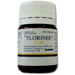 Florinef 0.1mg