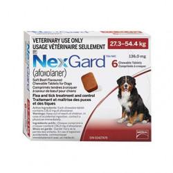NexGard (27.3 - 54.4kg)