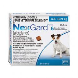 NexGard (4.6 - 10.9kg)
