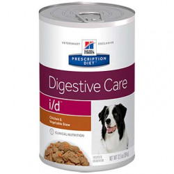 I/D Diet Canine GI Chicken and Vegetable Stew Can/12x12.5 oz