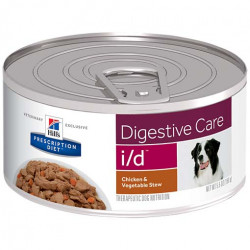 I/D Diet Canine GI Chicken and Vegetable Stew Can/24x5.5 oz