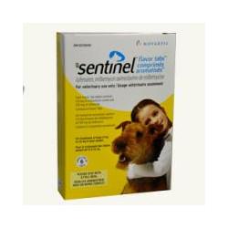 Sentinel Yellow 11.5/230mg