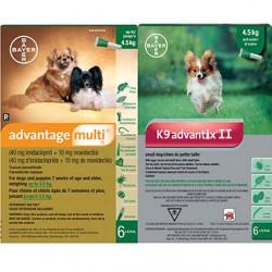 Advantage Multi 10 Duo Plus(Advantage Multi 10-6/K9 Advantix Small-8 )