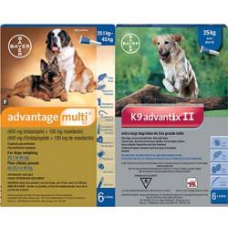 Advantage Multi 100 Duo Plus(Advantage Multi 100-6/K9 Advantix XL-8)