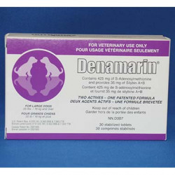 Denamarin large dogs (16kg and over)